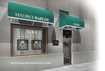 Visit us in NYC! / Maurice Badler Fine Jewelry  485 Park Ave between 58 and 59th Streets We are open from 10 am to 7 pm Monday through Saturday www.badler.com 800-622-3537