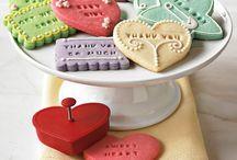 Inspirações biscoitos