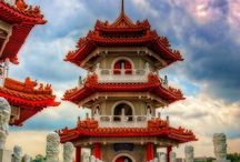 Asian architecture / Take a guess.