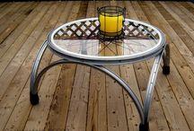 bringa kerek asztal