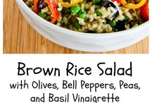 Delicious Whole Grain Vegetarian Dishes