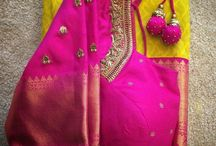 Bridal Designer Blouse for South Indian Wedding / We are a blog and YouTube Channel for South Indian Wedding.Every detail likes Saree, Makeup, Jewellery, Decoration, Traditions, Ideas, and Planning.