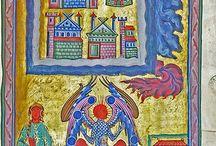 Iluminacje św. Hildegardy / Iluminacje ukazują wizje św. Hildegardy z Bingen