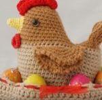 crochet Pasqua