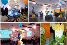 Fiestas de empresa y de organizaciones / La Lola también se dedica a decorar eventos de empresa y de organiaciones particulares.