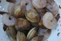 Recipes Seafood / by Dawn Kinnaman