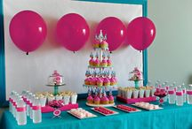 :: kid parties | five :: / by Crissy Armstrong