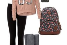 school outfits♥☻☼☺