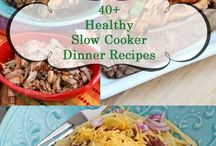 Crockpot Recipes / by Serena Nappi