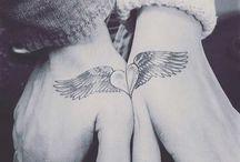 tatoo couple relationship