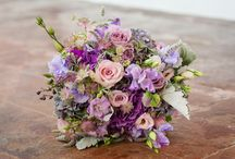 Flower ideas / Pink and lilac bouquet
