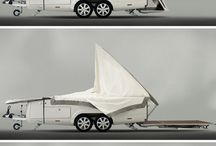 Sweet Camping Gear / A collection of inspiration for cool camping and outdoors products and solutions.