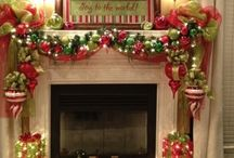 Christmas / Fireplace