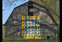 Barn Quilts / by Cindy Long
