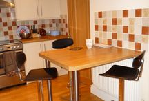 Completed Projects / Photographs in customer's homes showing the furniture that we have supplied