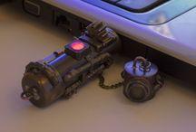 Steampunk USB / USB Steampunk 32 GB