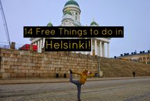 Why Finland is so cool / All the best from my home country