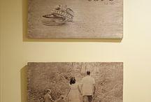 Foto transfer wood