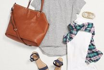 Stitch fix style board / Styles I like