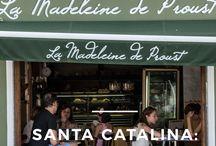 HOTSPOT PALMA / Palma ist das neue Barcelona! Hier kann man noch echte Geheimtipps entdecken und der Stadtteil Santa Caralina wird immer cooler und angesagter.