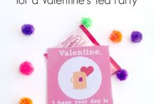 Valentine's Day Printables / Printables for Valentine's Day. Printable valentines, educational Valentine printables and more!