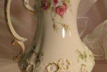 porcelain...figurine.. / by dinka lugarec