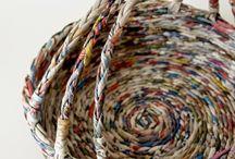 daur ulang koran