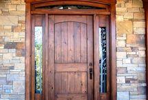 House exterior front door
