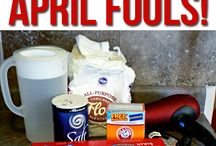 April Fools / by Nathalie Beeston