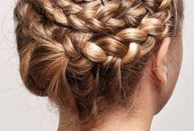 hair + nails