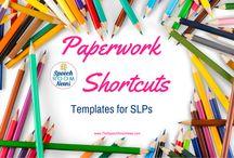 Streamlining paperwork