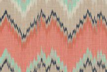 ikat and batik