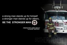 Patrick Doyle's Book-The Stronger Man