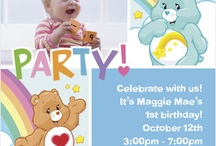 Care Bear Party Ideas / by Charles Deviney