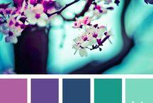 CREATIVE • Inspiration • Colours