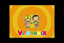 Vitaminix / All the vitamins your kids need.!!
