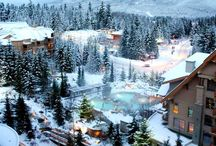 Ski areas North America
