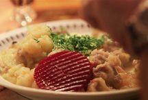Danske egnsretter / Danish food