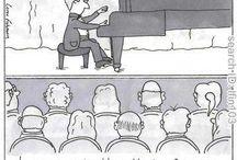 Piano Humor