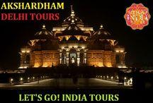 Facts on Akshardham Temple Delhi / Read blog on Facts on Akshardham Temple Delhi : http://letsgoindiatours.blogspot.in/2016/03/facts-on-akshardham-temple-delhi.html