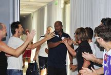 Presentazione Alvin Young / Presso l'Hotel Excelsior di Pesaro. #forzapesaro ph.LucaToni