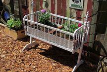 Home talk gardening inspiration / Gardening fun / by Janet Egan