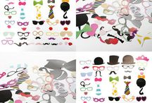 Christmas Party Decoration Gift Decor Props Photo Shooting Festival Parties 58PC