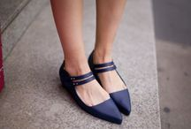 My Pointed Toe Shoe Obsession  / by Deva F