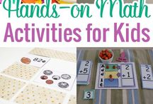 Hands On Learning / Ideas, projects, resources, printables, and pictures for hands-on learning in the elementary classroom