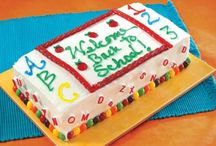 Back to School Recipes / Everything you need for a fun transition from summer to fall. Back to school treats, recipes, and DIY projects. / by Kitchen Daily