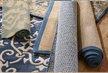 Rugs / Rugs for any room, inside or out.