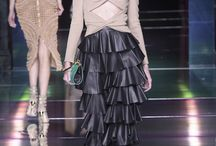 Spring 2016 trend / Spring 2016 trend: ruffles, frills, neutrals, layers, single statement, asymmetry