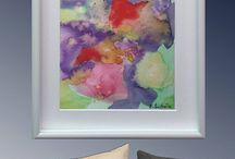 "Flower Garden / ""When my painting makes you feel good, my mission is accomplished.""- Emilia Switala. www.etsy.com/shop/EmiliaSwitalaArtist contact@emiliaswitala.com, www.emiliawitala.com https://emiliaswitala.wordpress.com"