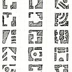 / alphabets / fonts & lettering i like